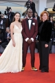75th Venice Film Festival 2018, Red carpet Cerimonia di Chiusura . Pictured: Aisling Franciosi, Baykali Ganambarr, Jennifer Kent