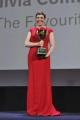75th Venice Film Festival 2018, Consegna del Premi e Cerimonia di Chiusura Pictured: Olivia Colman