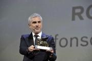 75th Venice Film Festival 2018, Consegna del Premi e Cerimonia di Chiusura Pictured: Alfonso Cuaron