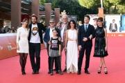 Foto/IPP/Gioia Botteghi Roma20/10/2018 Festa del cinema di Roma 2018, red carpet del film Ti presento Sofia nella foto : cast Italy Photo Press - World Copyright