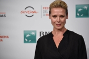 Foto/IPP/Gioia Botteghi Roma24/10/2018 Festa del cinema di Roma 2018, photocall  del film photocall The girl in the Spider's Web nella foto : Sinnove Macody Lund Italy Photo Press - World Copyright