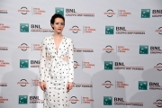 Foto/IPP/Gioia Botteghi Roma24/10/2018 Festa del cinema di Roma 2018, photocall  del film photocall The girl in the Spider's Web nella foto : Claire Foy Italy Photo Press - World Copyright