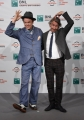 Foto/IPP/Gioia Botteghi Roma24/10/2018 Festa del cinema di Roma 2018, photocall  Stan e Ollie nella foto : John C. Reilly e Steve Coogan Italy Photo Press - World Copyright