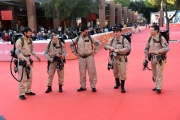 Foto/IPP/Gioia Botteghi Roma24/10/2018 Festa del cinema di Roma 2018, red carpet del film Ghostbusters nella foto : gli acchiappafantasmi Italy Photo Press - World Copyright