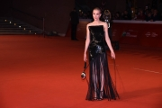Foto/IPP/Gioia Botteghi Roma24/10/2018 Festa del cinema di Roma 2018, red carpet nella foto : Sylvia Hoeks Italy Photo Press - World Copyright