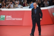 Foto/IPP/Gioia Botteghi Roma25/10/2018 Festa del cinema di Roma 2018, red carpet nella foto : Giuseppe Tornatore  Italy Photo Press - World Copyright