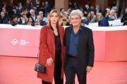 Foto/IPP/Gioia Botteghi Roma26/10/2018 Festa del cinema di Roma 2018, red carpet nella foto : Mario Martone con Ippolita Di Majo Italy Photo Press - World Copyright