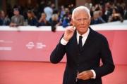 Foto/IPP/Gioia Botteghi Roma26/10/2018 Festa del cinema di Roma 2018, red carpet nella foto : Giorgio Armani Italy Photo Press - World Copyright