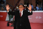 Foto/IPP/Gioia Botteghi Roma26/10/2018 Festa del cinema di Roma 2018, red carpet nella foto : Renzo Arbore Italy Photo Press - World Copyright