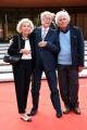 Foto/IPP/Gioia Botteghi Roma27/10/2018 Festa del cinema di Roma 2018, red carpet, del film italiani brava gente, nella foto : Raffaele Pisu,  Romolo Girolami, Gordana Miletic De Santis Italy Photo Press - World Copyright