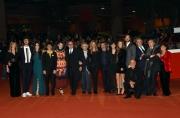 Foto/IPP/Gioia Botteghi Roma 27/10/2018 ultimo red carpet della festa del cinema di Roma 2018, nella foto: Paolo Virzì,il cast del film Notti Magiche  Italy Photo Press - World Copyright