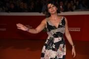 Foto/IPP/Gioia Botteghi Roma 27/10/2018 ultimo red carpet della festa del cinema di Roma 2018, nella foto: Geppi Cucciari  Italy Photo Press - World Copyright
