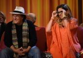 Foto/IPP/Gioia Botteghi Roma29/10/2018 Puntata del maurizio Costanzo show con Romina e Albano Italy Photo Press - World Copyright