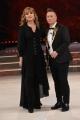 Foto/IPP/Gioia Botteghi 10/03/2018 Roma,  Ballando con le stelle prima puntata, nella foto: Paolo Belli e Milly Carlucci  Italy Photo Press - World Copyright