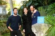 Gioia Botteghi 24/01/2018 Roma, Luca Guadagnino regia del film Chiamami con il tuo nome e Armie Hammer e Timothe Chalamet