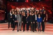 Foto/IPP/Gioia Botteghi 08/03/2018 Roma, Conferenza di presentazione del programma di rai uno Ballando con le stelle  Italy Photo Press - World Copyright