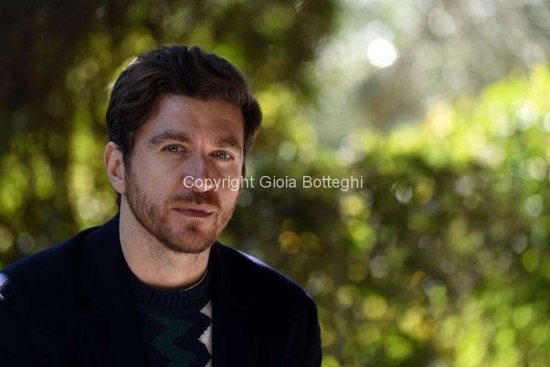 Foto/IPP/Gioia Botteghi 15/02/2018 Roma, presentazione della fiction E ARRIVATA LA FELICITA, nella foto Alessandro Roja Italy Photo Press - World Copyright
