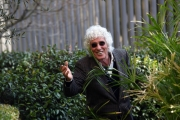 Foto/IPP/Gioia Botteghi 15/02/2018 Roma, presentazione della fiction E ARRIVATA LA FELICITA, nella foto Ninetto Davoli Italy Photo Press - World Copyright
