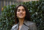 Foto/IPP/Gioia Botteghi 15/02/2018 Roma, presentazione della fiction E ARRIVATA LA FELICITA, nella foto Simona Tabasco Italy Photo Press - World Copyright