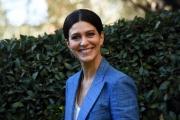 Foto/IPP/Gioia Botteghi 15/02/2018 Roma, presentazione della fiction E ARRIVATA LA FELICITA, nella foto  Giulia Bevilacqua Italy Photo Press - World Copyright