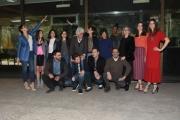 Foto/IPP/Gioia Botteghi 15/02/2018 Roma, presentazione della fiction E ARRIVATA LA FELICITA, nella foto il cast Italy Photo Press - World Copyright