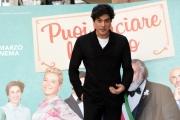 Foto/IPP/Gioia Botteghi 27/02/2018 Roma, presentazione del film PUOI BACIARE LO SPOSO, nella foto: Cristiano Caccamo Italy Photo Press - World Copyright