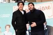 Foto/IPP/Gioia Botteghi27/02/2018 Roma, presentazione del film PUOI BACIARE LO SPOSO, nella foto: Salvatore Esposito, Cristiano CaccamoItaly Photo Press - World Copyright