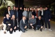 Foto/IPP/Gioia Botteghi 22/02/2018 Roma, Presentazione della fiction di rai uno LA MOSSA DEL CAVALLO, nella foto: cast Italy Photo Press - World Copyright