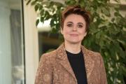 Foto/IPP/Gioia Botteghi 02/03/2018 Roma, prsentazione del film NOME DI DONNA, nella foto:  Michela Cescon  Italy Photo Press - World Copyright