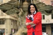 Foto/IPP/Gioia Botteghi 01/03/2018 Roma, presentazione del film ANCHE SENZA DI TE, nella foto: Mietta Italy Photo Press - World Copyright