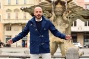 Foto/IPP/Gioia Botteghi 01/03/2018 Roma, presentazione del film ANCHE SENZA DI TE, nella foto: Nicolas Vaporidis Italy Photo Press - World Copyright