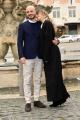Foto/IPP/Gioia Botteghi 01/03/2018 Roma, presentazione del film ANCHE SENZA DI TE, nella foto:   Myriam Catania, Nicolas Vaporidis Italy Photo Press - World Copyright