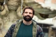 Foto/IPP/Gioia Botteghi 01/03/2018 Roma, presentazione del film ANCHE SENZA DI TE, nella foto:  Alessio Sakara (il pugile) Italy Photo Press - World Copyright