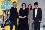 Foto/IPP/Gioia Botteghi 05/03/2018 Roma, presentazione del film Vengo anch'io, nella foto: MARIA DI BIASE    CORRADO NUZZOGABRIELE DENTONI CRISTEL CACCETTA    Italy Photo Press - World Copyright