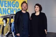 Foto/IPP/Gioia Botteghi 05/03/2018 Roma, presentazione del film Vengo anch'io, nella foto: MARIA DI BIASE   CORRADO NUZZO Italy Photo Press - World Copyright