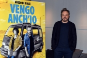 Foto/IPP/Gioia Botteghi 05/03/2018 Roma, presentazione del film Vengo anch'io, nella foto: CORRADO NUZZO Italy Photo Press - World Copyright