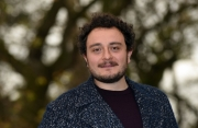 Foto/IPP/Gioia Botteghi 01/03/2018 Roma, presentazione della fiction di raidue IL CACCIATORE, nella foto: Alessio Pratico Italy Photo Press - World Copyright