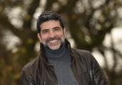 Foto/IPP/Gioia Botteghi 01/03/2018 Roma, presentazione della fiction di raidue IL CACCIATORE, nella foto: Claudio Castrogiovanni Italy Photo Press - World Copyright