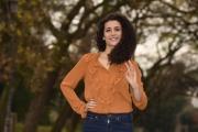 Foto/IPP/Gioia Botteghi 01/03/2018 Roma, presentazione della fiction di raidue IL CACCIATORE, nella foto: Katia Greco Italy Photo Press - World Copyright