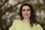 Foto/IPP/Gioia Botteghi 01/03/2018 Roma, presentazione della fiction di raidue IL CACCIATORE, nella foto: Roberta Caronia Italy Photo Press - World Copyright