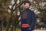 Foto/IPP/Gioia Botteghi 01/03/2018 Roma, presentazione della fiction di raidue IL CACCIATORE, nella foto: Francesco Montanari Italy Photo Press - World Copyright