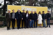 Foto/IPP/Gioia Botteghi 19/02/2018 Roma, Presentazione del film SCONNESSI, nella foto: cast Italy Photo Press - World Copyright