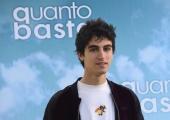 Foto/Gioia Botteghi 29/03/2018 Roma, presentazione del film Quanto basta, nella foto  Luigi Fedele    Italy Photo Press - World Copyright