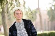 Foto/Gioia Botteghi 29/03/2018 Roma, presentazione del film Quanto basta, nella foto Teodoro Giambanco  Italy Photo Press - World Copyright