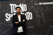Foto/IPP/Gioia Botteghi 26/04/2018 Roma, Presentazione del film Tonno Spiaggiato, nella foto: il regista Matteo Martinez,   Italy Photo Press - World Copyright
