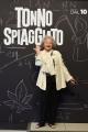 Foto/IPP/Gioia Botteghi 26/04/2018 Roma, Presentazione del film Tonno Spiaggiato, nella foto:  Lucia Guzzardi  Italy Photo Press - World Copyright
