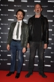 Foto/IPP/Gioia Botteghi Roma 25/03/2019 presentazione di Gomorra 4 serie Sky, nella foto: Ciro Visco ( regia) Enrico Rosati ( regia) Italy Photo Press - World Copyright