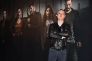 Foto/IPP/Gioia Botteghi Roma 25/03/2019 presentazione di Gomorra 4 serie Sky, nella foto: Claudio Cupellini (regia) Italy Photo Press - World Copyright