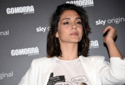 Foto/IPP/Gioia Botteghi Roma 25/03/2019 presentazione di Gomorra 4 serie Sky, nella foto: Cristiana Dell'Anna Italy Photo Press - World Copyright