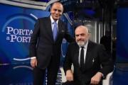 Foto/IPP/Gioia Botteghi Roma04/12/2019 Puntata di Port a aporta , ospite di Bruno Vespa, Edi Rama primo ministro albanese Italy Photo Press - World Copyright